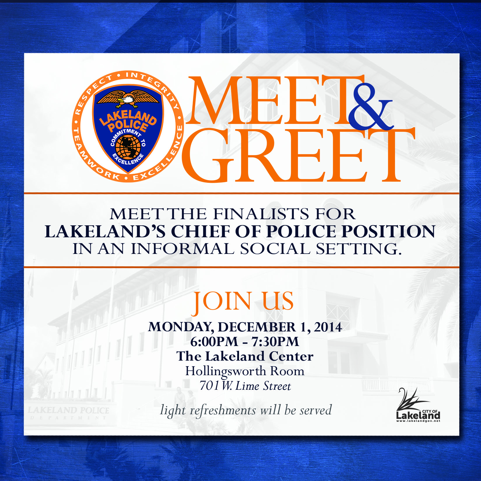 Business Meet And Greet Invitation Wording Fieldstationco LPD Meet And Greet  Invite TLC 12 1 14  Business Meet And Greet Invitation Wording