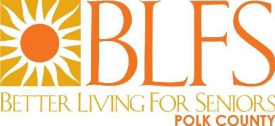 Better Living for Seniors Polk County logo