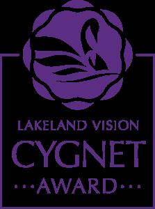 Lakeland Vision CYGNET Award