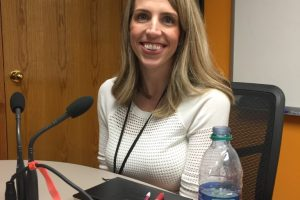 Listen Lakeland Radio Show interview with Lakeland Assistant City Manager, Emily Colon